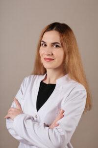 Севостьянова Анастасия Михайловна